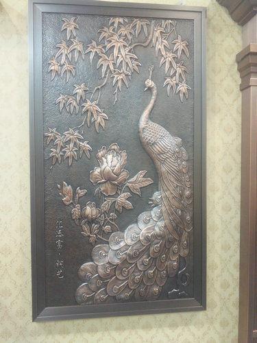 锻铜浮雕4