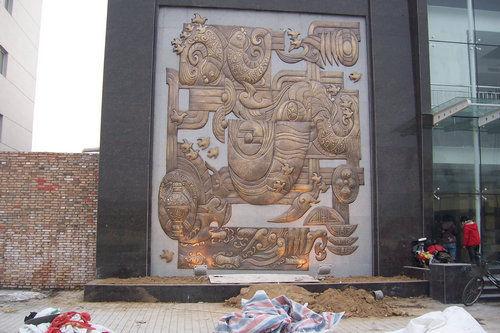 锻铜浮雕9